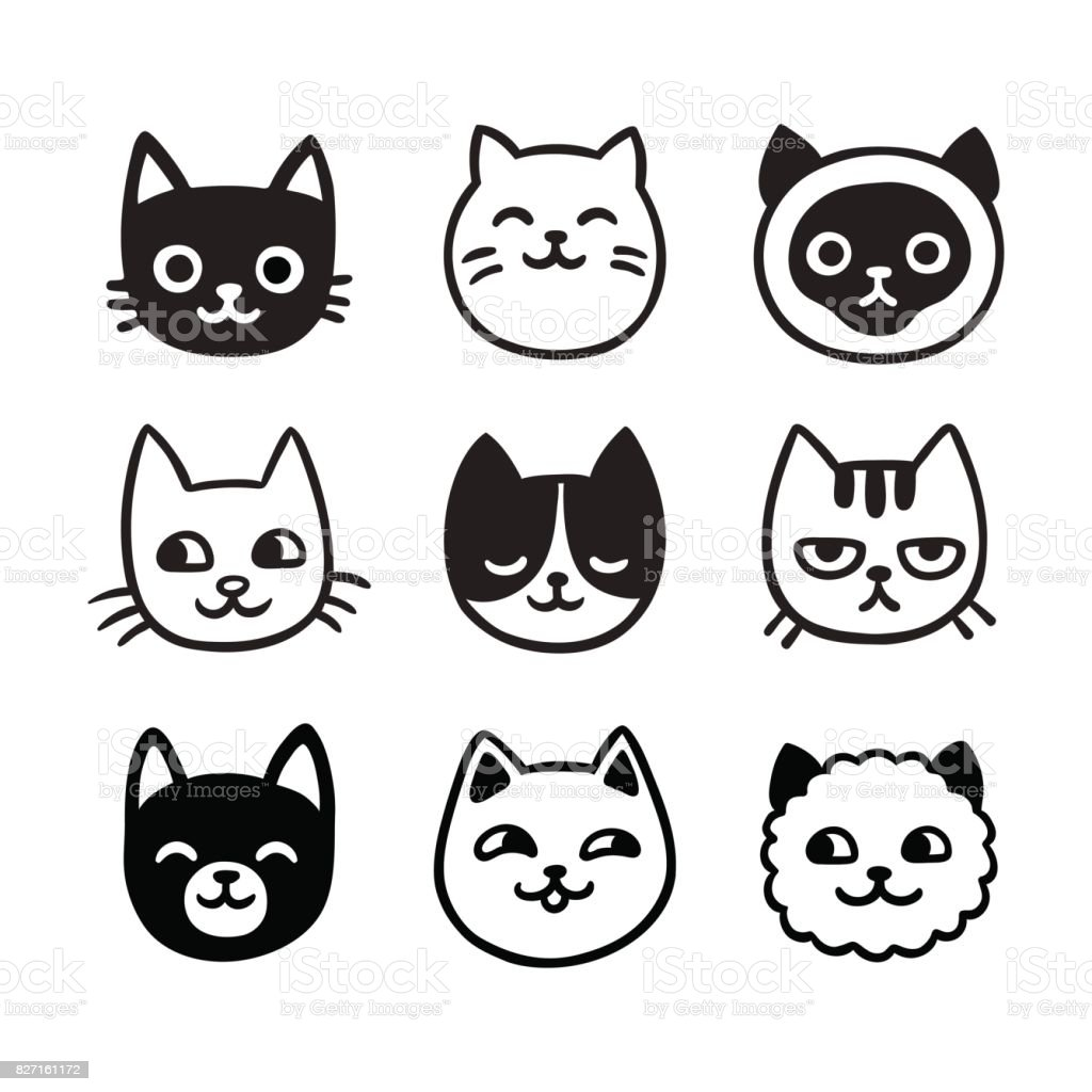 royalty free siamese cat clip art vector images