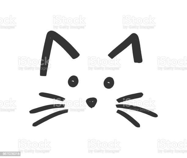 Cute cat face icon vector id957026018?b=1&k=6&m=957026018&s=612x612&h=knod4rcjtatclg8dbljnvrdmlq7mfqr9r e51e2iofo=
