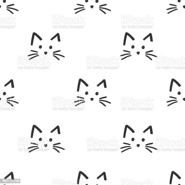 Cute cat face pattern vector id992129298?b=1&k=6&m=992129298&s=612x612&h=k8jmuaumrre5zujakkyex1af4yyjyktczv6bzkk1chu=