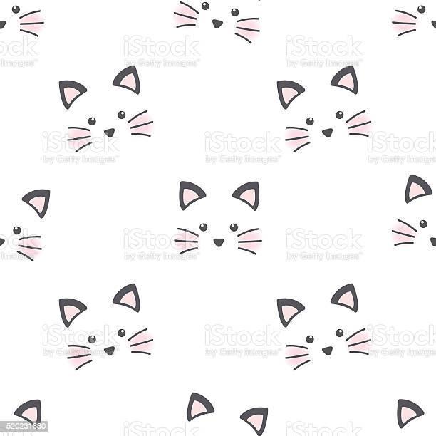 Cute cat face vector id520231680?b=1&k=6&m=520231680&s=612x612&h=lhlzq6rmaq9sfnqerq9plr7xhom01jic9vbgfmy6cdi=