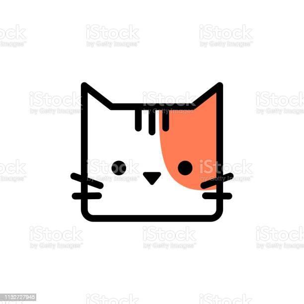Cute cat head cartoon vector icon vector id1132727945?b=1&k=6&m=1132727945&s=612x612&h=buocfx1qpxtxuxpdiezxv5u6huhezbuqiq2ijw10 zw=