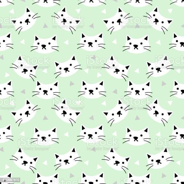 Cute cat seamless pattern vector id970987870?b=1&k=6&m=970987870&s=612x612&h=4vyc8u5szbrsyahxuyf3g22szbogt wapxyhejlzdfg=