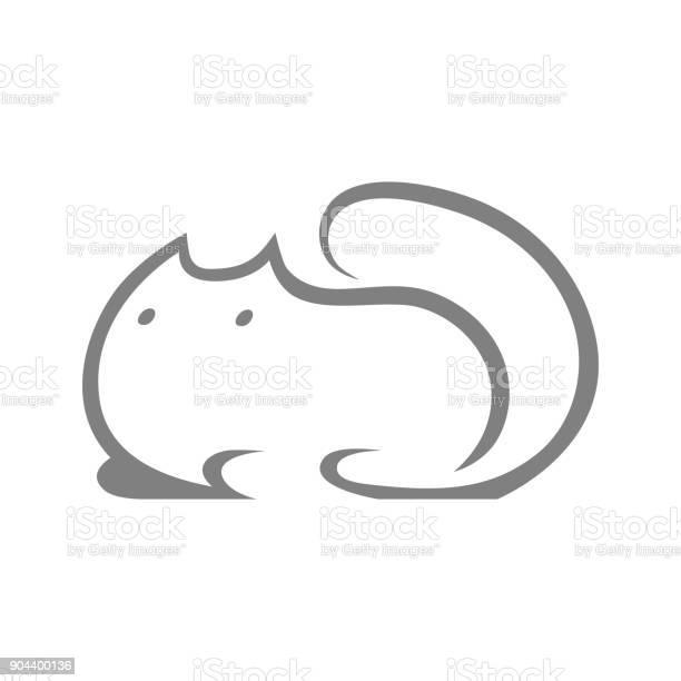Cute cat symbol icon on white background design element vector id904400136?b=1&k=6&m=904400136&s=612x612&h=ler  t5axj77uun7wja5r6vzmpsidpv lfbzce 2itk=