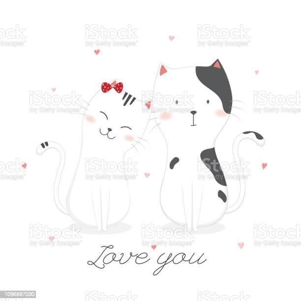 Cute cats in love vector id1096897030?b=1&k=6&m=1096897030&s=612x612&h=zz1r5 0viziyuxrgdxlgowxdiawbwdrtapy6wpcoe7s=