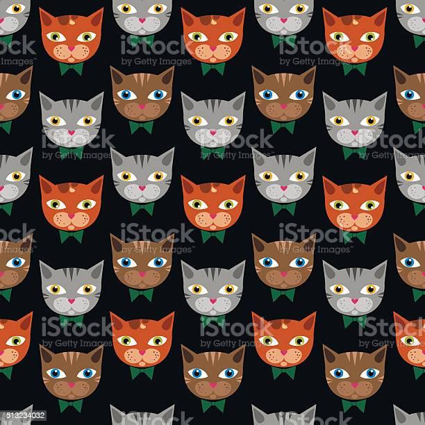 Cute cats pattern vector id513234032?b=1&k=6&m=513234032&s=612x612&h=88zdlkea3b3pecw3 4pz6r9ro3w6foyzbi8z21mmpai=