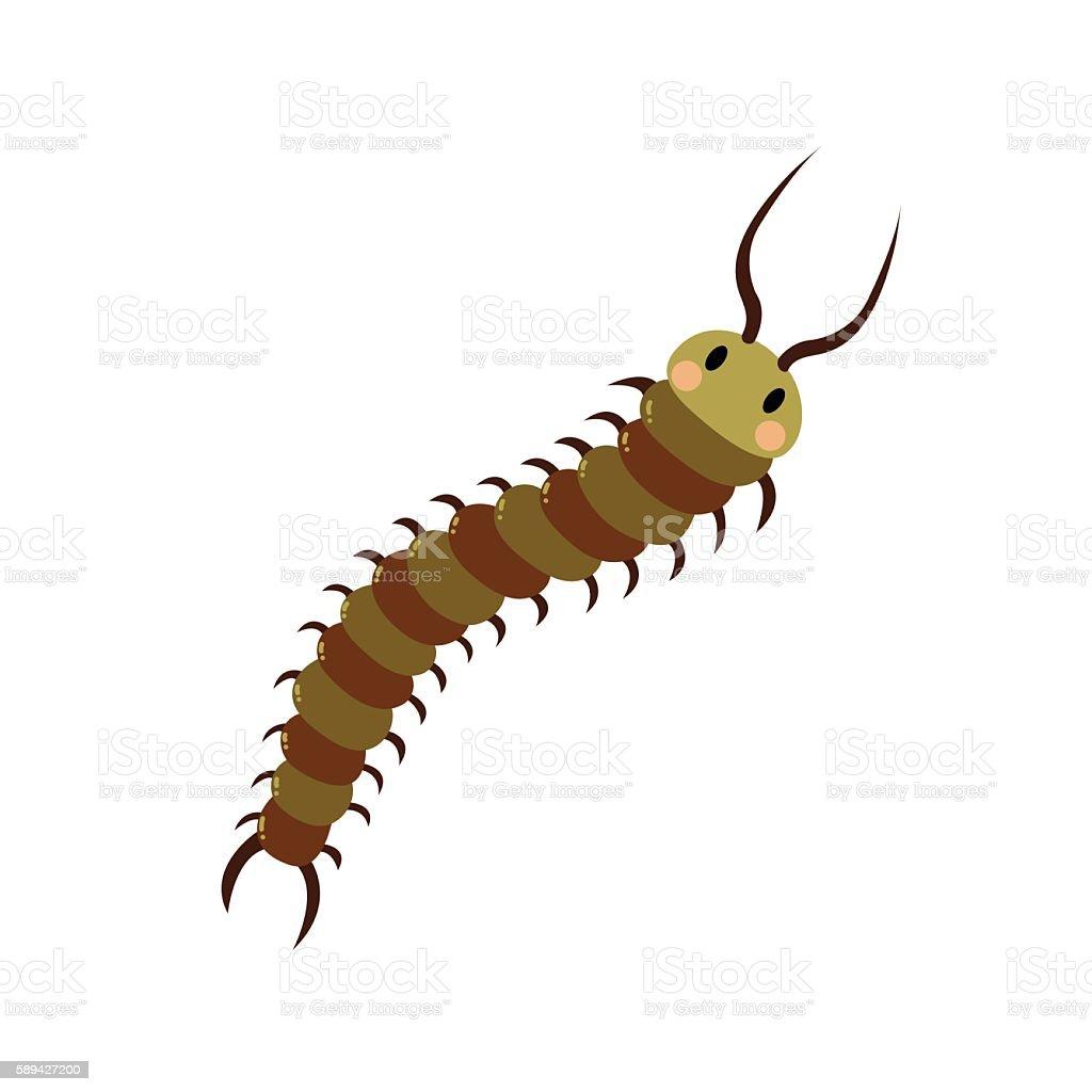 royalty free giant centipede clip art vector images illustrations rh istockphoto com