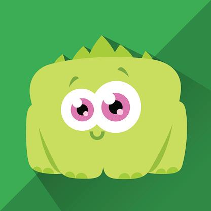 Cute Character - Dino