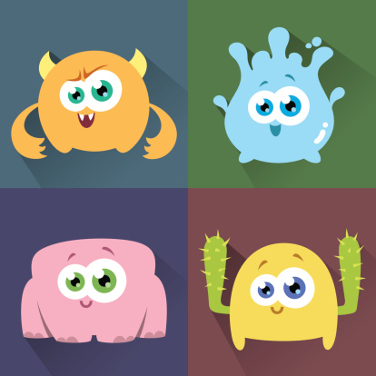 Cute Character Set One