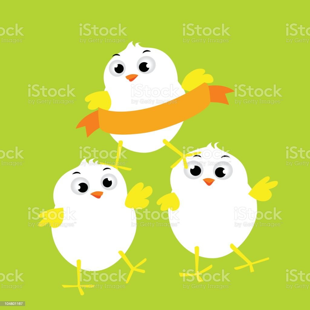 Cute Chicks royalty-free cute chicks stock vector art & more images of animal