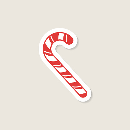 Cute Christmas Icons Stickers