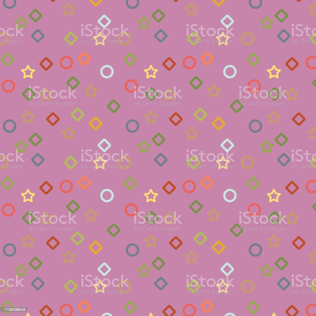 パターンはa4 ペーパー ベクトル イラスト Eps 10 でシームレスな幾何