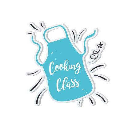 Cute Cooking Label Sticker