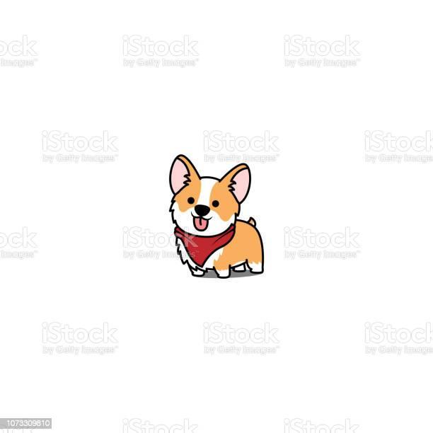 Cute corgi dog smiling vector illustration vector id1073309810?b=1&k=6&m=1073309810&s=612x612&h=4thyq8daydj5igszjtk8xem qoaddrdycmtuwxelseq=