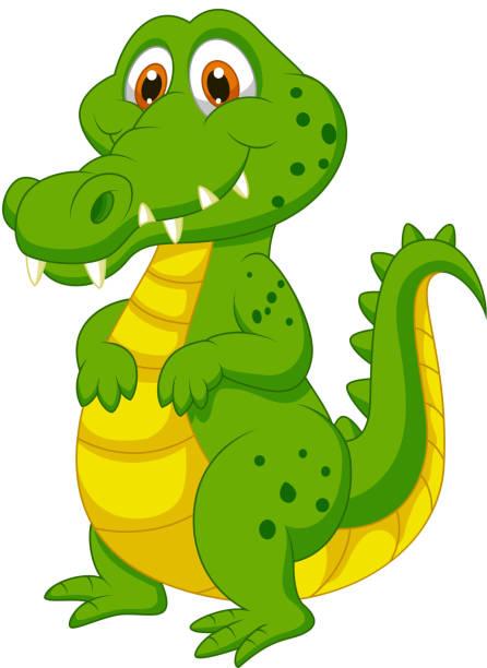 Royalty Free Alligator Clip Art, Vector Images ...
