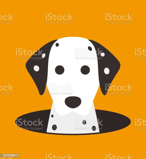 Cute dalmatian dog on the cavewatching vector illustration vector id1073799312?b=1&k=6&m=1073799312&s=612x612&h=wjqpcojd1qeiaf50wlmq5zdip3amejwgrk v1sfvwee=