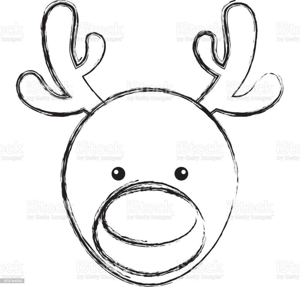 Sevimli geyik karakter simgesi royalty-free sevimli geyik karakter simgesi stok vektör sanatı & animasyon karakter'nin daha fazla görseli