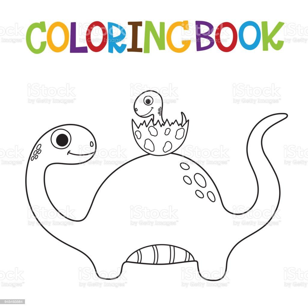 Bonito Linda Galleta Para Colorear Ilustración - Dibujos Para ...