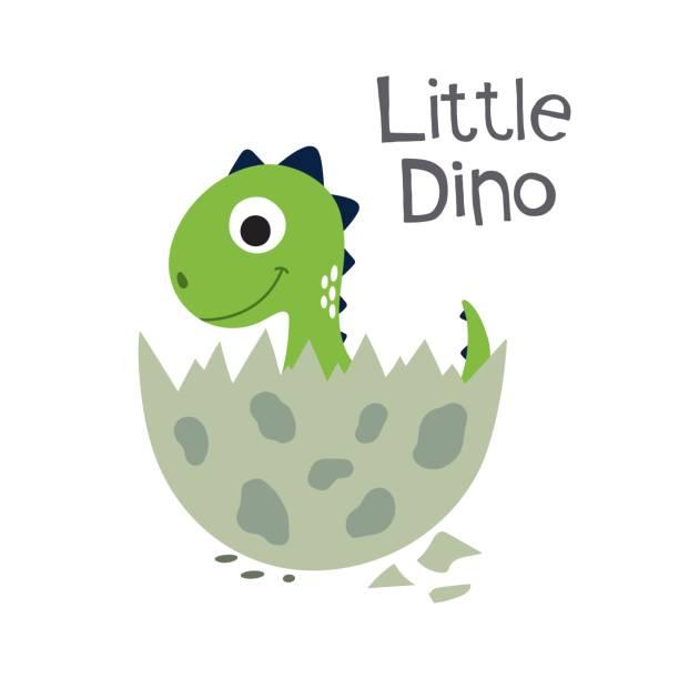 Best Baby Dinosaur Illustrations Royalty Free Vector Graphics