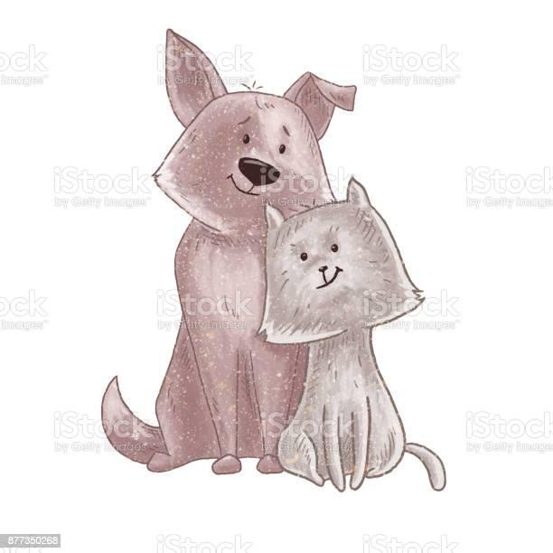 Cute dog and cat vector id877350268?b=1&k=6&m=877350268&s=612x612&h=turxc1aqbsvm7feijxp0t4qsegpzynsk8gduvpq0d9m=