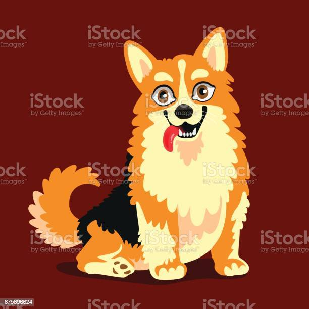 Cute dog breed corgi vector id675896624?b=1&k=6&m=675896624&s=612x612&h=vt1mzjblbn r qp0mkimcvzowgx6dnajjojcxdzfjgo=