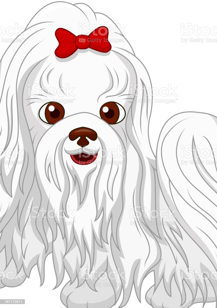 Cute Dog Cartoon Stock Illustration Download Image Now Istock