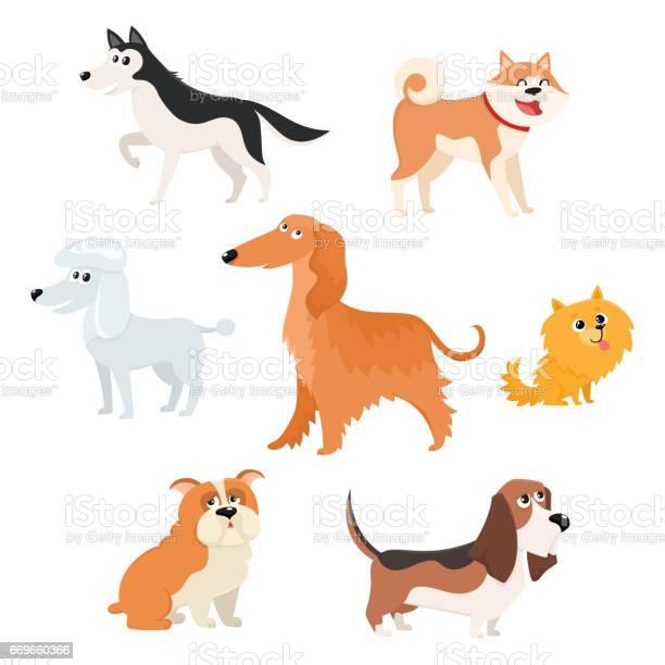 Cute dog characters of various breeds big and small vector id669660366?b=1&k=6&m=669660366&s=612x612&h=esag3i1plrp960 ked60kqghrruezxuvtrsdj9eejy8=