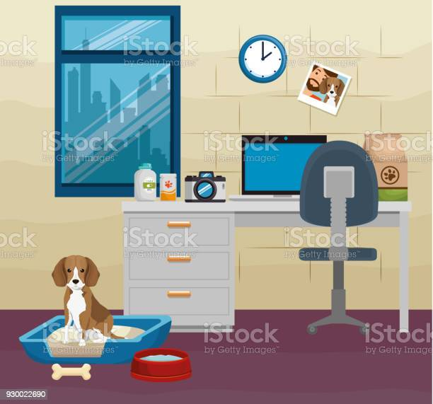 Cute dog mascot in workplace vector id930022690?b=1&k=6&m=930022690&s=612x612&h= uc5s5hga7yzyem1v1tkdw3gjobdsatnaci2erpdkfi=