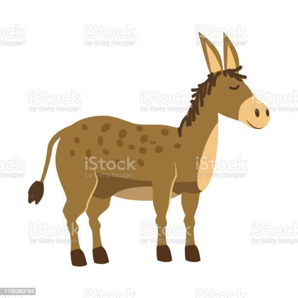 Cute donkey animal trend cartoon style vector illustration isolated vector id1155363784?b=1&k=6&m=1155363784&s=612x612&h=4apgln mlouidlz2qx klk8jcrcgjqgnpk9a1ibxeba=