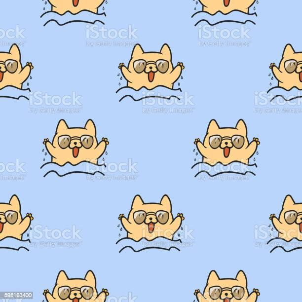 Cute doodle vector cats seamless pattern vector id598163400?b=1&k=6&m=598163400&s=612x612&h=dyqjwj b1730oyjty5w4dh639rxmxbmmxgspitr8ibc=