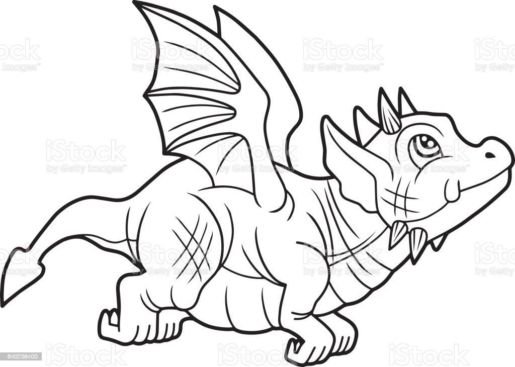 Cute Dragon Royalty Free Cute Dragon Stock Vector Art U0026amp; More Images Of  Animal