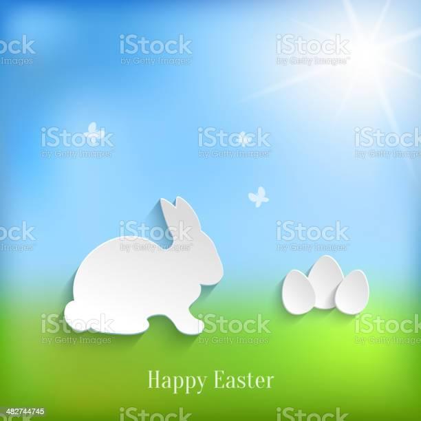 Cute easter rabbit bunny vector id482744745?b=1&k=6&m=482744745&s=612x612&h=ynbq 2oyvmqdwq0eeedsqpv2qn7ueu964827a7zzhbe=