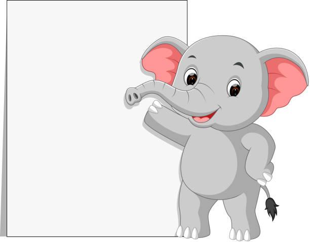 Royalty Free Vector Illustration Of Cute Jungle Animals ...