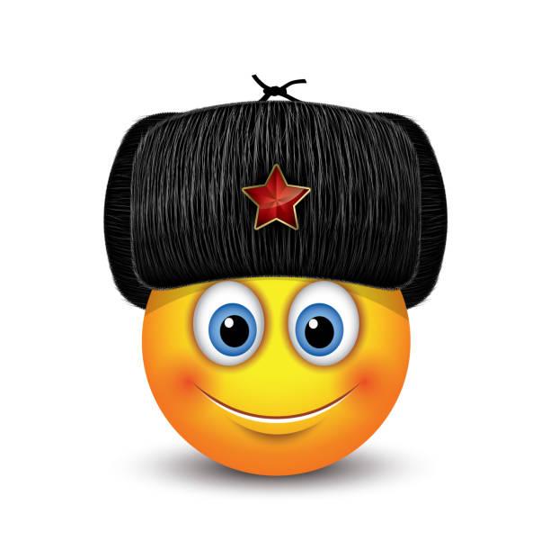 e5d03da1f Best Russian Hat Illustrations, Royalty-Free Vector Graphics & Clip ...