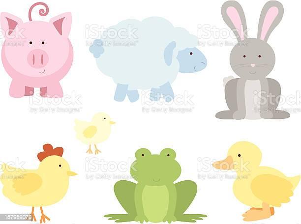 Cute farm animals 2 vector id157989076?b=1&k=6&m=157989076&s=612x612&h=ixfz1xnbataavbyy4u7pefm0jauyx3gbc8nrvoaqcdk=