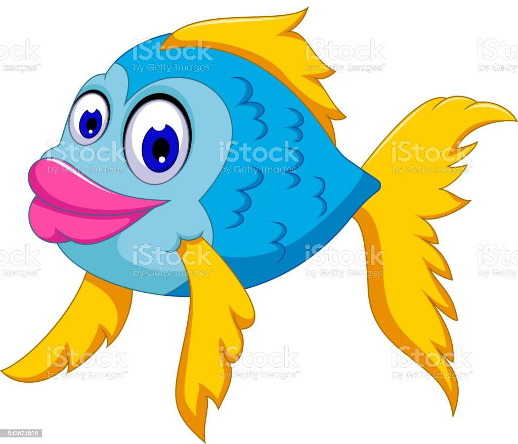 Fish Cartoons Cute Fish Carto...