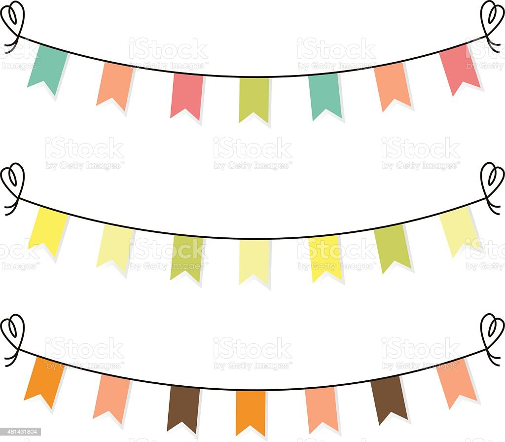 cute flags clipart for baby shower set isolated on white stock rh istockphoto com flags clipart clipart flags of the world free