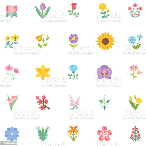 Cute flower icon in flat design sunflower vector id1142625298?b=1&k=6&m=1142625298&s=612x612&h=d97auz0hrw290hqhylez2z6d91tmi3fn4uanhdaj41k=