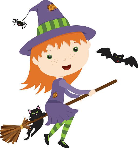 Royalty Free Halloween Kids Clip Art, Vector Images ...