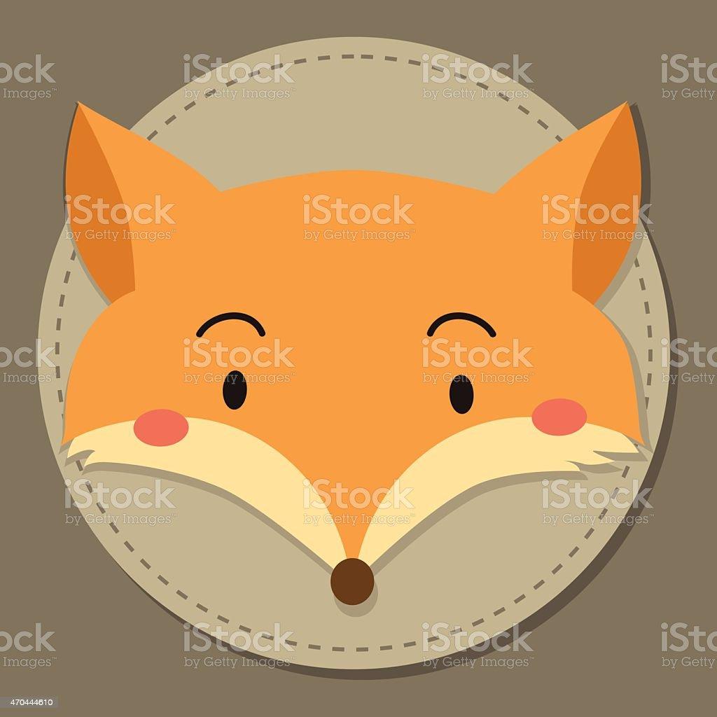 мультяшные лисы картинки