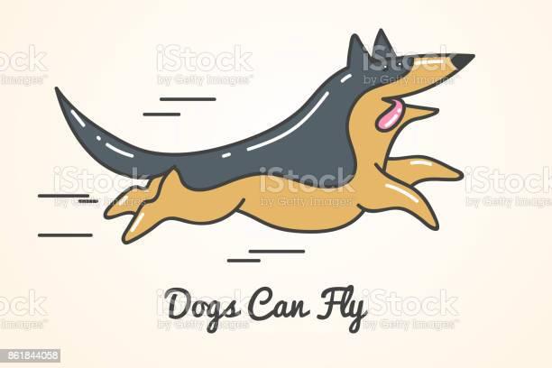 Cute funny cartoon german shepherd dog vector id861844058?b=1&k=6&m=861844058&s=612x612&h=alz0ivq e9b0ai8xteysssr5q68heyzyv9tsv3ekr6m=
