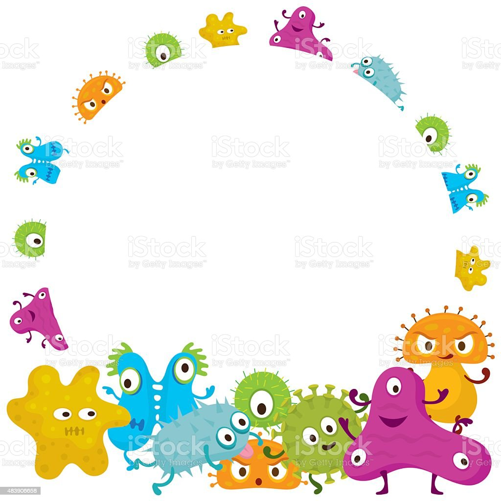 Free Of Germs  Letters