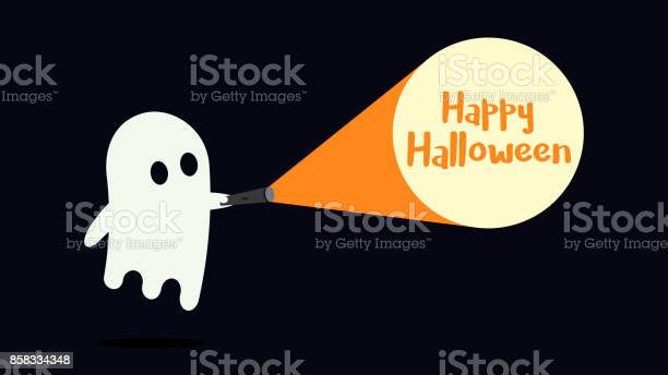 Cute ghost character just found the happy halloween message with his vector id858334348?b=1&k=6&m=858334348&s=612x612&h=iip0xoqbuwrgajrkzn7 sagixquqa3 8aluhuslom6w=