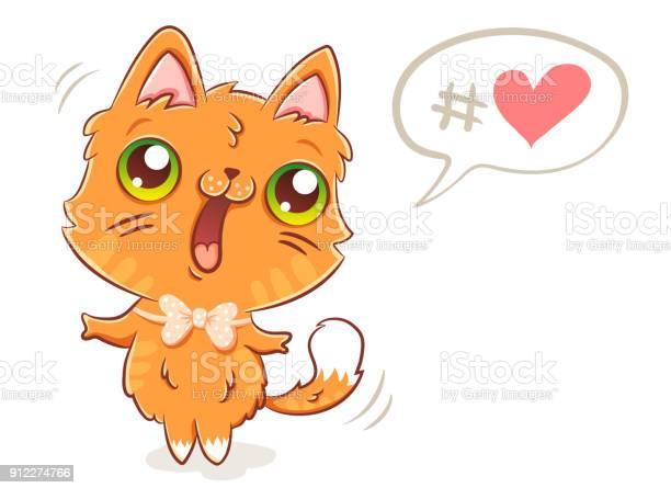 Cute ginger cat vector id912274766?b=1&k=6&m=912274766&s=612x612&h=imciznzhfhumzdljxktnhx1eio mjhu4zu4ajbat6hs=