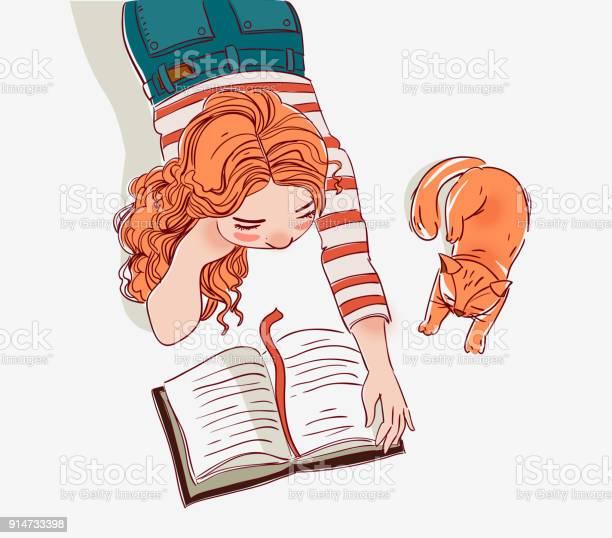 Cute girl reads a book vector id914733398?b=1&k=6&m=914733398&s=612x612&h=lxq7ms9xrfke eydgqshdh3vmkul73uwtdw9ccurq y=