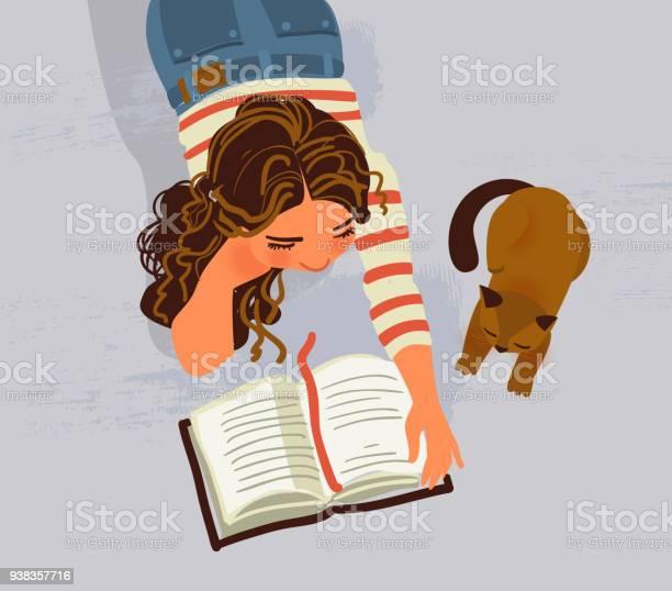 Cute girl reads a book vector id938357716?b=1&k=6&m=938357716&s=612x612&h=ebetvawkk5eg6ewwb 7ppxir4vmuwwwe1ew lunqj1u=