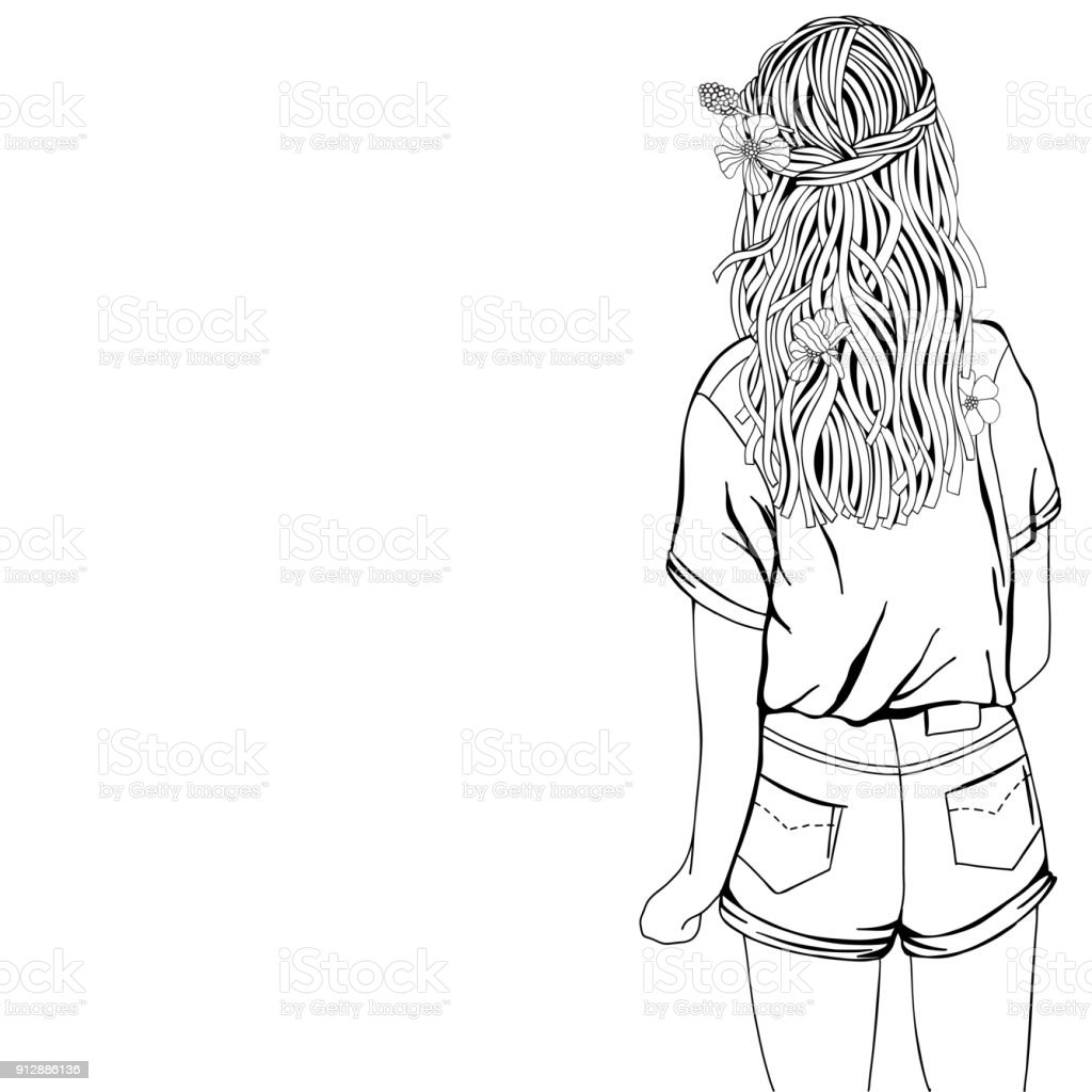 1,596 Coloring Pages For Teenagers Illustrations & Clip Art - IStock