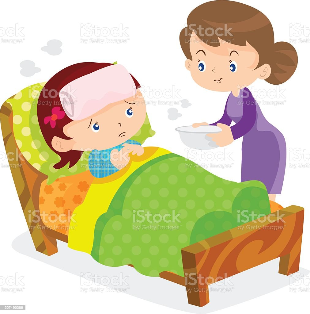 Image result for sick clipart
