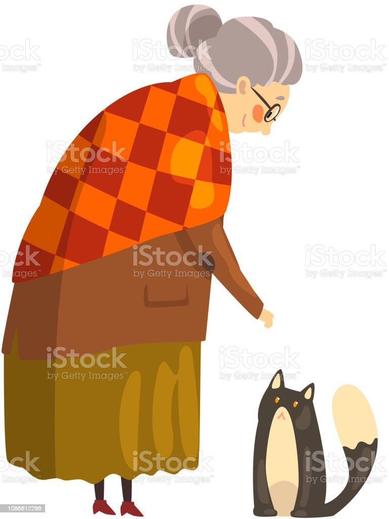 Schwarze Oma Bilder
