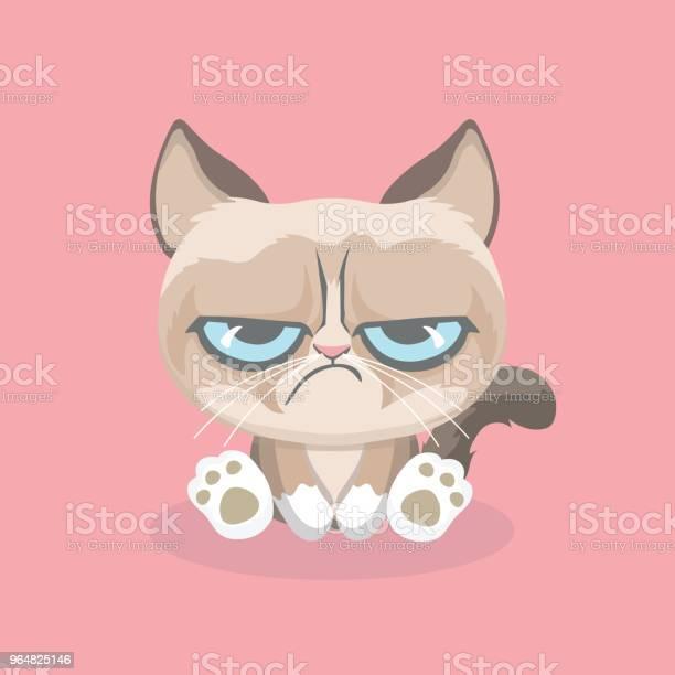 Cute grumpy cat vector id964825146?b=1&k=6&m=964825146&s=612x612&h=qrost7n fbqmt9qifoncfudsxckjgmzjvncbr8ocg6q=