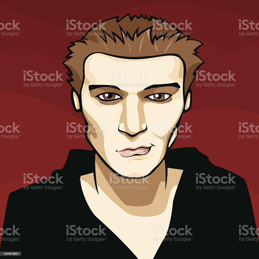 Cute Guy royalty-free cute guy stock vector art & more images of adult